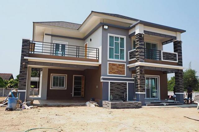 农村自建房外墙材料该怎么选择?四种常见的外墙材料