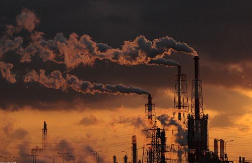 山东发布重污染通知,多厂停产!