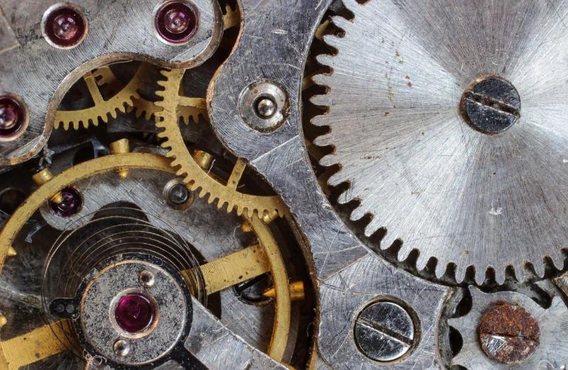 铁锈转化剂在机械零件上的应用